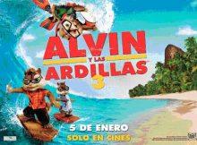 Alvin y las Ardillas 3 cinetube gratis