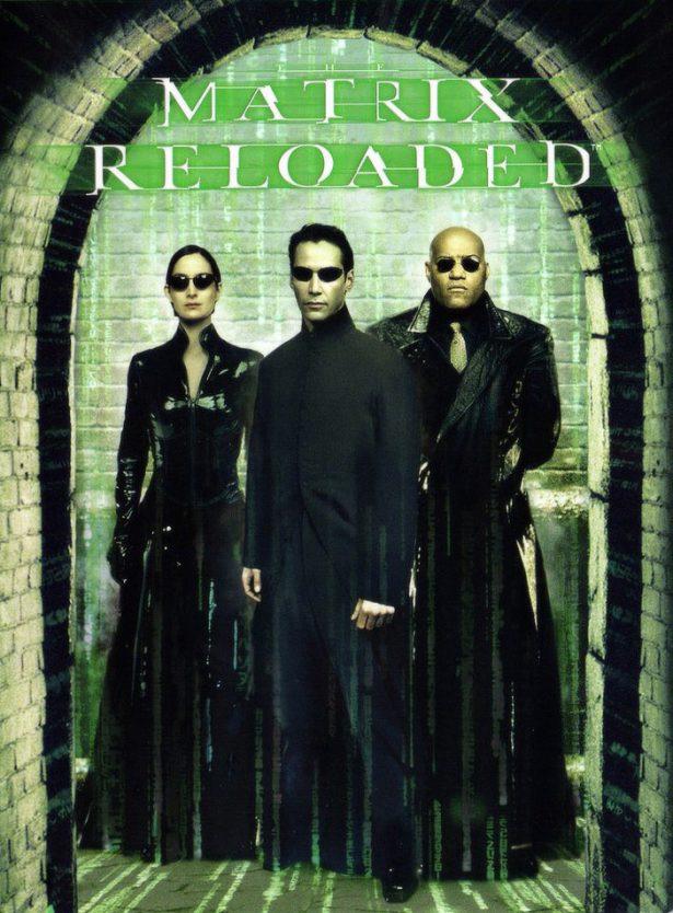 matrix reloaded - cinetube gratis